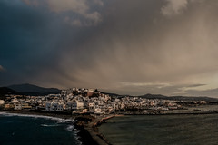 After the Rain (Vasilis Kotsinis) Tags: naxos greece greekislands cyclades mediterranean aegean nikon nikond5200 d5200 island storm rain clouds sky village