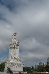 Monumento aos Espanhóis  de Agustin Overol (Denise Alvarez García) Tags: monumento aos espanhóis de agustin overol obra arte escultura buenos aires argentina america do sul