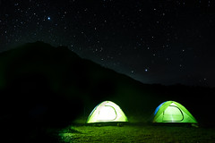 A dazzling sight. Unending night. Our trip to mount apo. The highest mountain on the Philippines (kendrickng) Tags: mountain mount apo travel astro light amazing stars galaxy tent green camping hiking climbing philippines nature wildlife fuji long exposure explore chill night beyond milky way earth scape