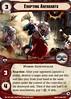Apoka Overrun Erupting Aberrants (Conquest Cards DB) Tags: apoka overrun tyranid army hybrid genestealer