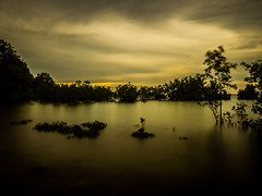 Doctors Gully (D J Millard) Tags: doctors gully darwin long exposure nd400 morning cloud water sunrise