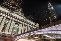 Icons of New York (calvin.downes) Tags: newyork usa grandcentralstation chryslerbuilding