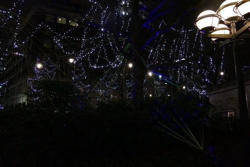 'Apparatus Florius' by Tom Dekyvere, Winter Lights 2018