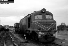 J544 XB1008 Kwinana 29 June 1974 (RailWA) Tags: railwa joemoir philmelling westrail x1008 kwinana