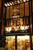 Café Central (Ezcaray, La Rioja, España, 30-7-2007) (Juanje Orío) Tags: larioja ezcaray 2007 provinciadelarioja españa espagne espanha espanya spain nocturna night noche iluminado