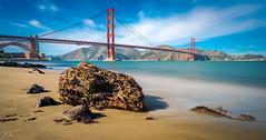 Golden Gate Bridge (Vic Y) Tags: goldengatebridge landscape longexposure d810