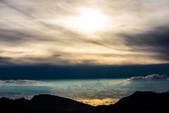 I Guess I'll See You Around (Thomas Hawk) Tags: america haleakala haleakalacrater haleakalānationalpark hawaii maui usa unitedstates unitedstatesofamerica sunrise kula us fav10 fav25 fav50