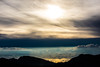 I Guess I'll See You Around (Thomas Hawk) Tags: america haleakala haleakalacrater haleakalānationalpark hawaii maui usa unitedstates unitedstatesofamerica sunrise kula us fav10 fav25 fav50