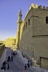 Cairo Citadel - Fortress (T Ξ Ξ J Ξ) Tags: egypt cairo fujifilm xt20 teeje fujinon1655mmf28 citadel old town salahaldin medieval mokattam muhammadali unesco