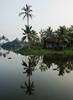 Alleppy backwaters evening, Kerala (tonybill) Tags: alleppy fujifilmxt2 fujinonxf1855mm fujinonxf55200mm india iridientxtransformer kerala backwaters houseboat
