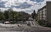Wroclaw / Breslau (Andreas Meese) Tags: wroclaw breslau 1 mai 2017 polen nikon d5100 tag day wolkig cloudy wolken clouds strassenszene streetscene