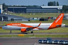 easyJet UK G-EZOO Airbus A320-214 Sharklets cn/6606 @ EHAM / AMS 05-06-2016 (Nabil Molinari Photography) Tags: easyjet uk gezoo airbus a320214 sharklets cn6606 eham ams 05062016