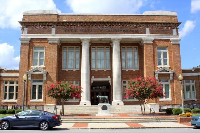 Rome, GA City Hall & Auditorium