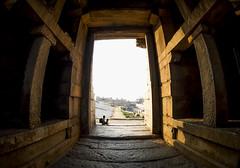 Burdens (malhotraXtreme) Tags: hampi unesco heritage world india travel trip karnataka old architecture