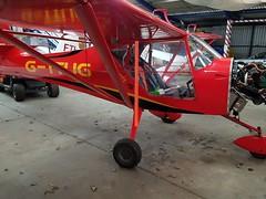 G-TTUG Aeropro Eurofox 912iS (nickthebee) Tags: buckminsterglidingclub glider saltby