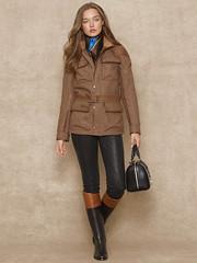 Ralph Lauren n°922 (Blouse et Foulard 2) Tags: foulard ralph lauren silk scarf leather boots