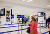 Arrivals with musician (A. Wee) Tags: nadi airport fiji 斐济 机场 nan arrival hall