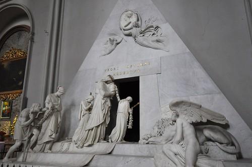 Wien, Augustinerkirche, Grabdenkmal für Erzherzogin Marie Christine von Sachsen-Teschen