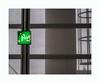 Échappée (hélène chantemerle) Tags: black green gray geometry escape noir gris vert