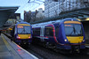 170413 & 170460, Haymarket, March 2nd 2016