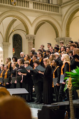 MLK Concert - SVC Camerata and Essence of Joy (saintvincentcollege) Tags: camerata basilica concert essenceofjoy saintvincentcollege svc latrobe mlk martinlutherkingjrday multicultural