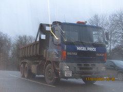Photo of Nigel Price T593 SOA at Welshpool