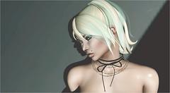 Filthy (tarja.haven) Tags: badhairday supernatural kinkyevent cosmopolitan event meshhair jewellery necklace sl secondlife virtual photo photography pixelart