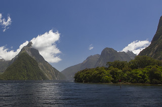 Milford Sound - South Island, New Zealand