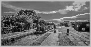 Shropshire Union Canal.