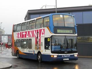 Stagecoach Hull 18029 MX53FLJ Hull Interchange on 3 (1280x960)