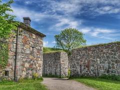 Suomenlinna Helsinki (m.pertti) Tags: landscape fortress history summer colors old building suomenlinna helsinki finland