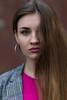 Dressed in hair (piotr_szymanek) Tags: marcelina portrait outdoor face eyesoncamera longhair skinny woman young lady girl 1k 5k 20f 50f 10k marcelinab 20k