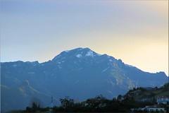 IMG_5811 (RUIJOAO30) Tags: snow neve pico ruivo bird milhafre landscape nuvens clouds madeira island