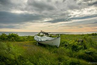 Boat  (Ægissíða) explored #39#