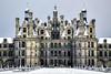 Château de Chambord (Haxtorm) Tags: châteaudechambord chambord loiretcher loire loirevalley centre france château snow neige winter