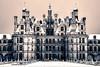 Symmetry (Haxtorm) Tags: symmetry châteaudechambord chambord loiretcher loire loirevalley centre france château snow neige winter