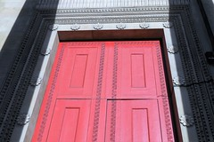 red door (Artee62) Tags: canon eos 7d london uk bloomsbury