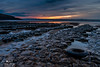 Dunraven Bay (geraintparry) Tags: southerndown dunraven bay bridgend sunset sunsets sky skies cloud clouds south wales sea seas water ocean long exposure exposures rock rocks seascape landscape landscapes seascapes coast shore le longexposure orange warm seaside beach outdoor geraint parry geraintparry