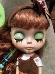 Blythe A Day February 4: Magic In The Makeup