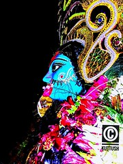 #devi #love #kali #god #kolkata#tradition #religious #mother#nature#colour #flower#india #goodness #victory#hindu  The goodness after the war setting to home (KuttusH's) Tags: colour goodness mother flower victory kali kolkata hindu tradition devi love nature god india religious