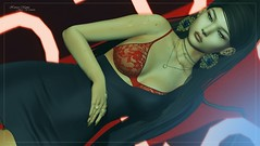 POST ★☆ 1K175★☆ (♕ Xaveco Mania - Jhess Yoshida ♕) Tags: wasabi avaway huwecosmetics noir rewind collabor88 ks secondlifephotography secondlifeblog secondlife sexy girl