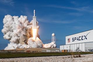 Falcon Heavy Demo