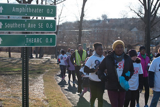 February 17, 2018 Frederick Douglass 5K
