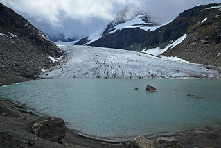 The Styggedals Glacier