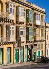 Valletta (hamilton_lee) Tags: building windows malta valletta architecture