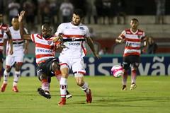 Botafogo-SP e Linense-SP se enfrentam no estadio Santa Cruz, em Ribeirao Preto-SP, pela nona rodada do Paulistao 2018. Foto: Rogerio Moroti