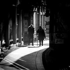 Schmeerstraße (ZaglFoto.de) Tags: bnw bnwhallesaale bnwstreet bnwstreetphoto bnwstreetphotographer bnwstreetphotography de deutschland halle hallesaale strasenfoto strasenfotograf strasenfotografie street streetphoto streetphotographer streetphotography streetsofhalle