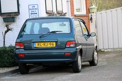 1997 Rover 111 SE Kensington (Dirk A.) Tags: 1997 rover 111 se kensington sidecode5 onk rlrj96