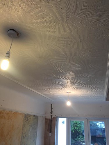 plastercore.co.uk Ceiling Before-10