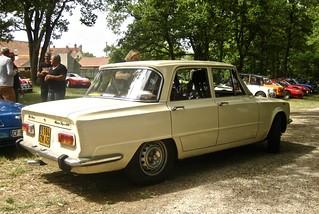 1974-1977 ALFA ROMEO Giulia Nuova Super 1600 Berlina